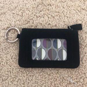 Vera bradley student id wallet